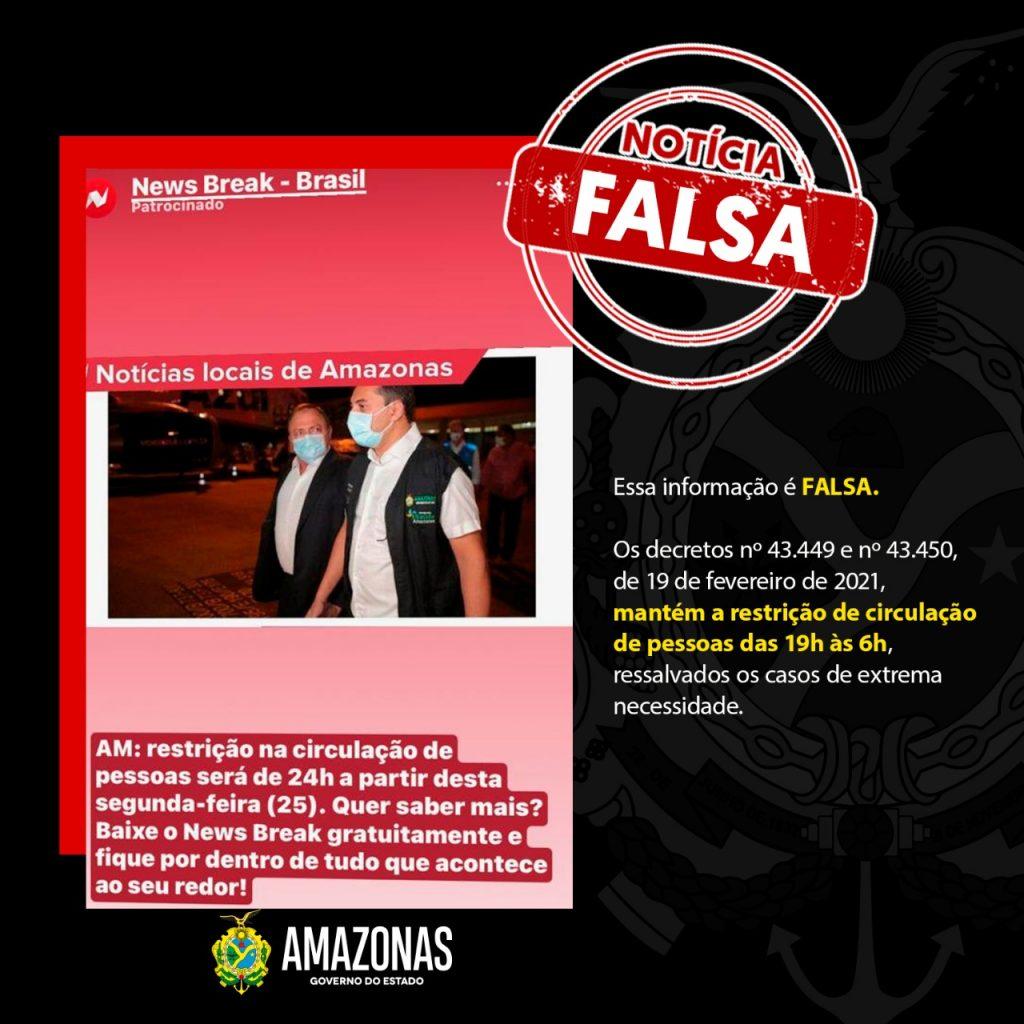 Noticia Falsa- decreto