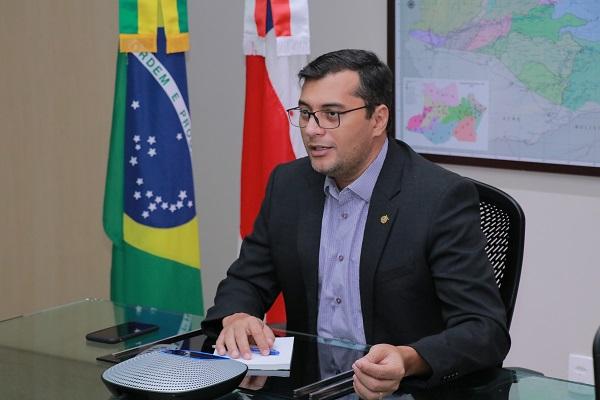 Em carta à ONU, Wilson Lima pede mobilização internacional no combate ao novo coronavírus na Amazônia