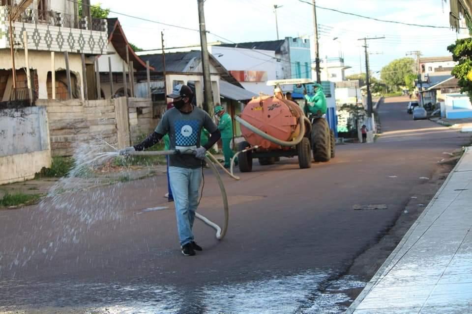 Presente em todos os municípios do Amazonas, Idam contribui nas ações de combate ao coronavírus