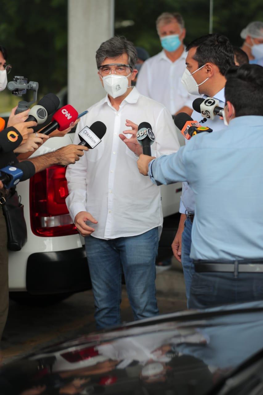 Ministro da Saúde afirma que Hospital Nilton Lins será  ampliado com apoio do Governo Federal