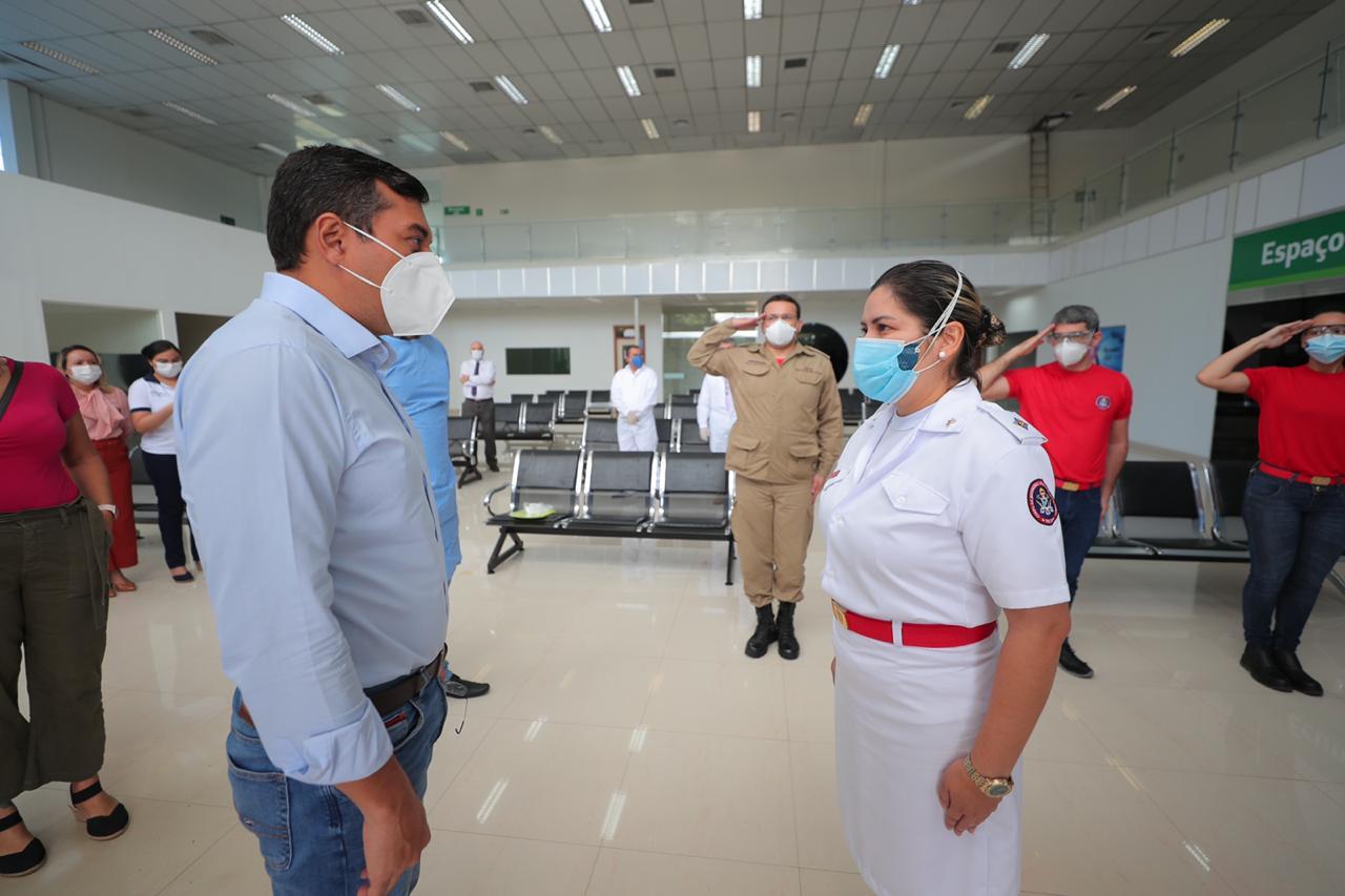 Amazonas já implantou mais de 140 ações de enfrentamento da pandemia do novo coronavírus