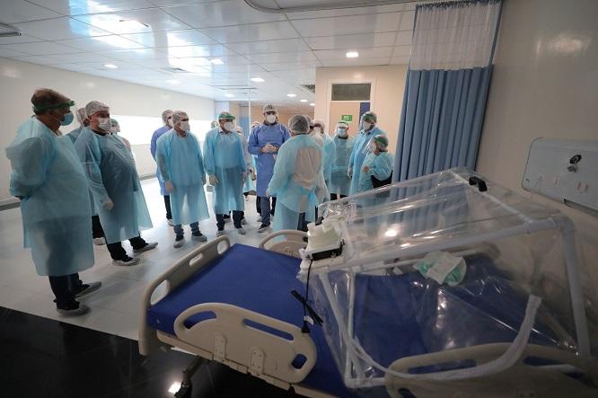 Hospital de Combate ao Covid-19 vai participar de pesquisa com novo medicamento, realizada pelo Ministério da Ciência e Tecnologia