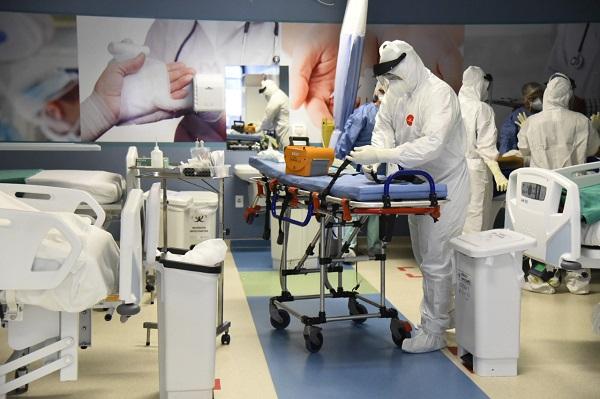 Hospital Delphina Aziz atinge 350 leitos prontos para tratamento de pacientes de Covid-19