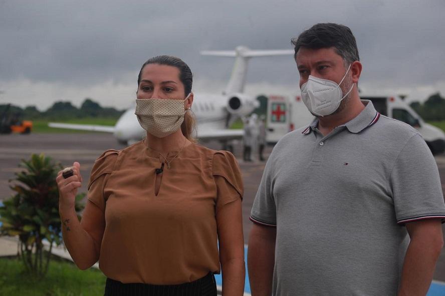 Municípios de Tabatinga e São Gabriel da Cachoeira vão receber insumos e medicamento do Governo Federal