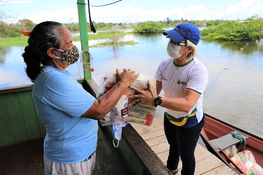 Seas amplia ações do Governo do Estado para reduzir o impacto da pandemia no interior