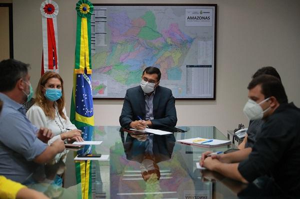 Wilson Lima destaca ampliação de leitos de UCI no interior e avanços na regionalização da saúde