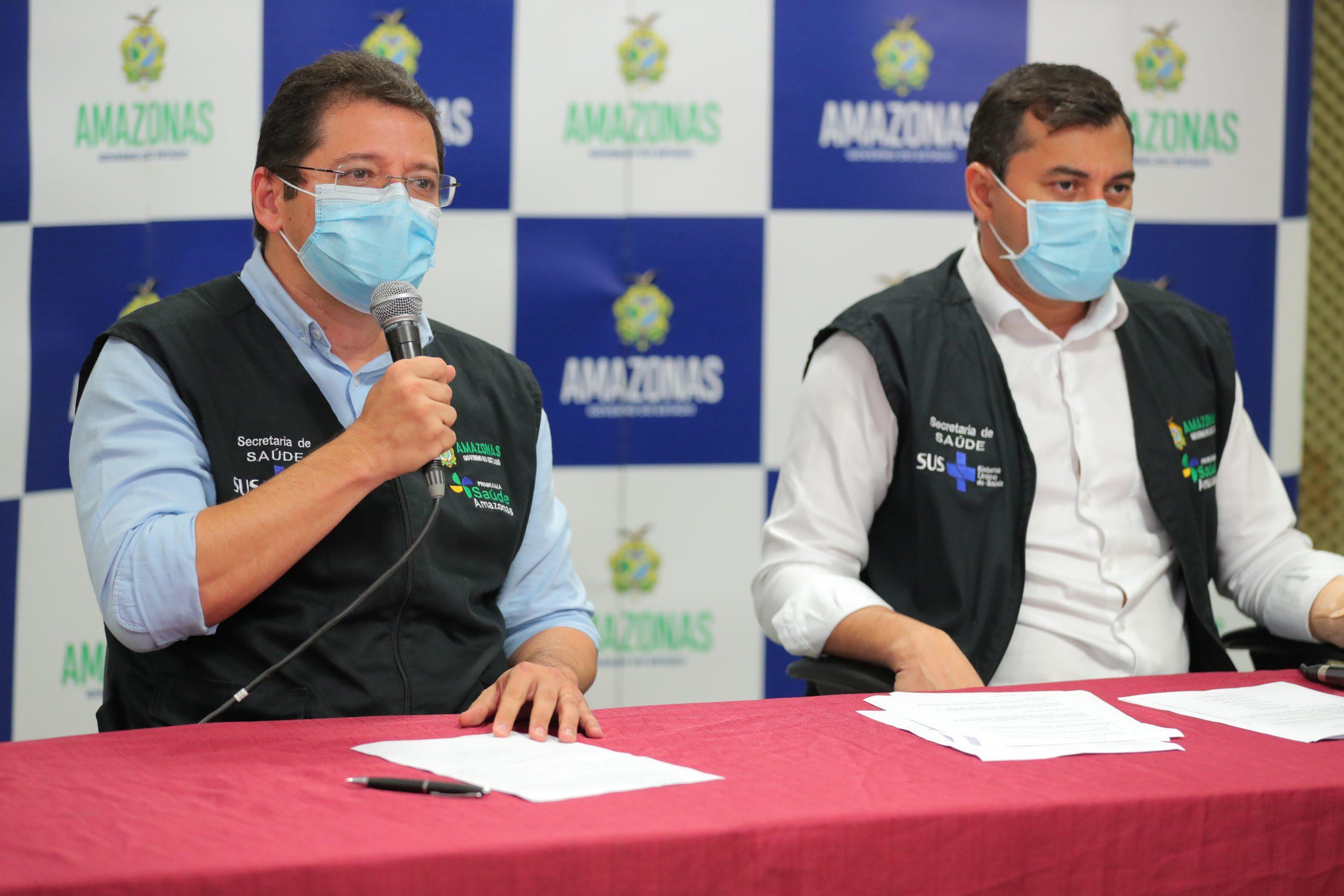 Municípios do interior terão miniusinas e mais recursos do FTI, afirma governador Wilson Lima