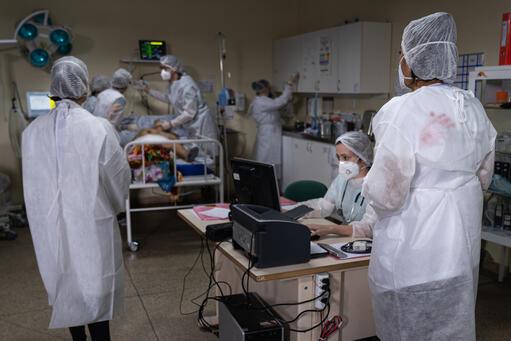'Médicos Sem Fronteiras' intensificam ações de combate à Covid-19 no interior do Amazonas