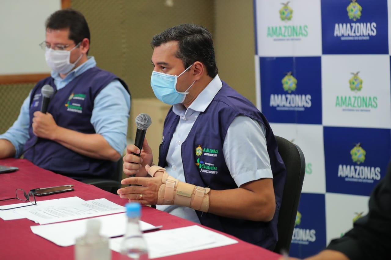 Com força-tarefa, vacinação de pessoas de 50 a 69 anos no Amazonas deve ser executada em tempo recorde