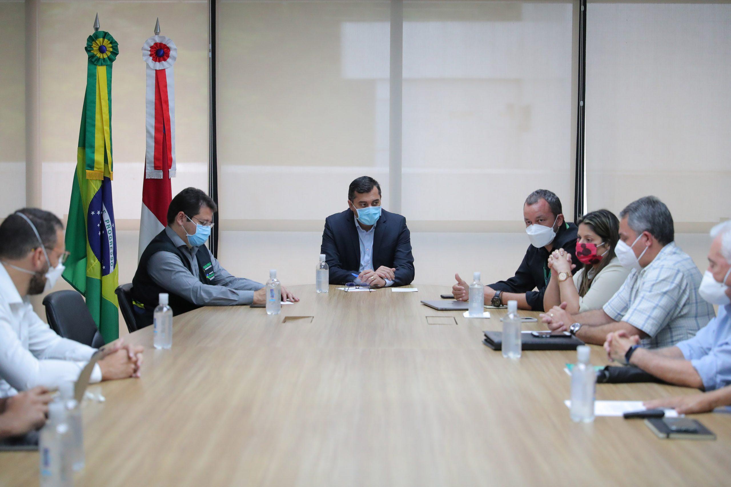 Wilson Lima anuncia formalização de comitê científico independente para auxiliar o Estado a enfrentar a pandemia