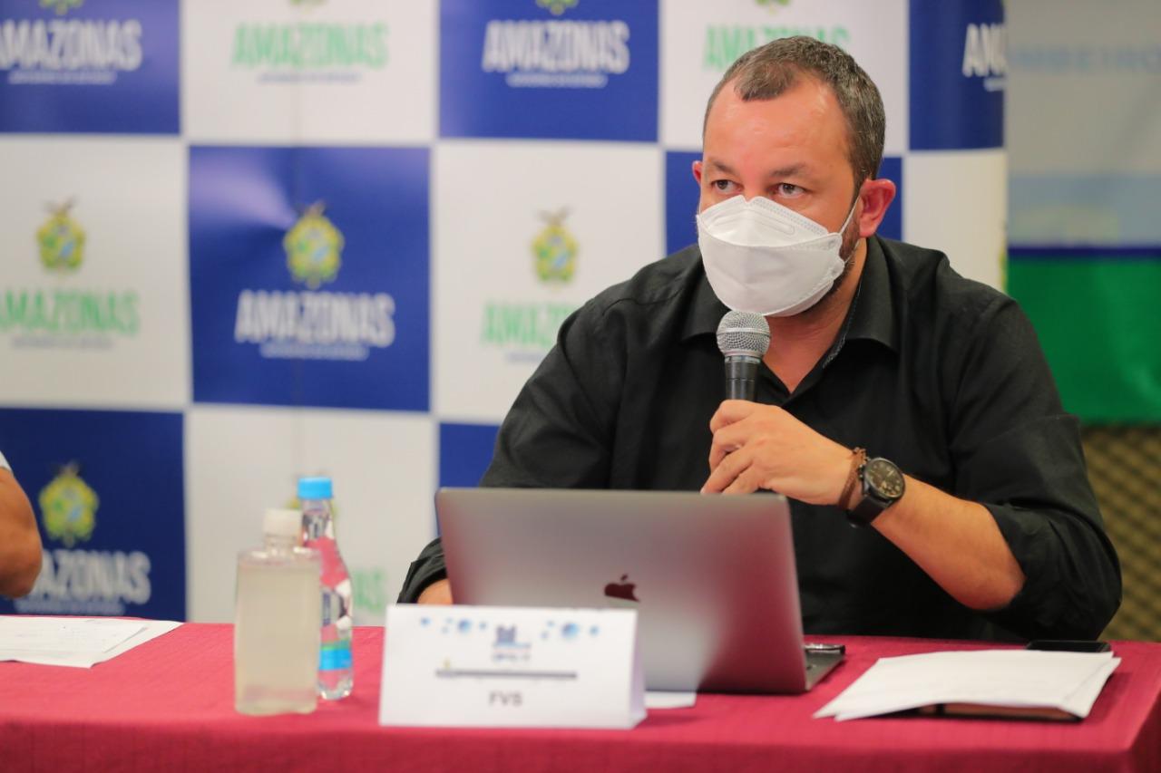 Isolamento e medidas de restrição reduzem número de casos e óbitos decorrentes da Covid-19 no Amazonas