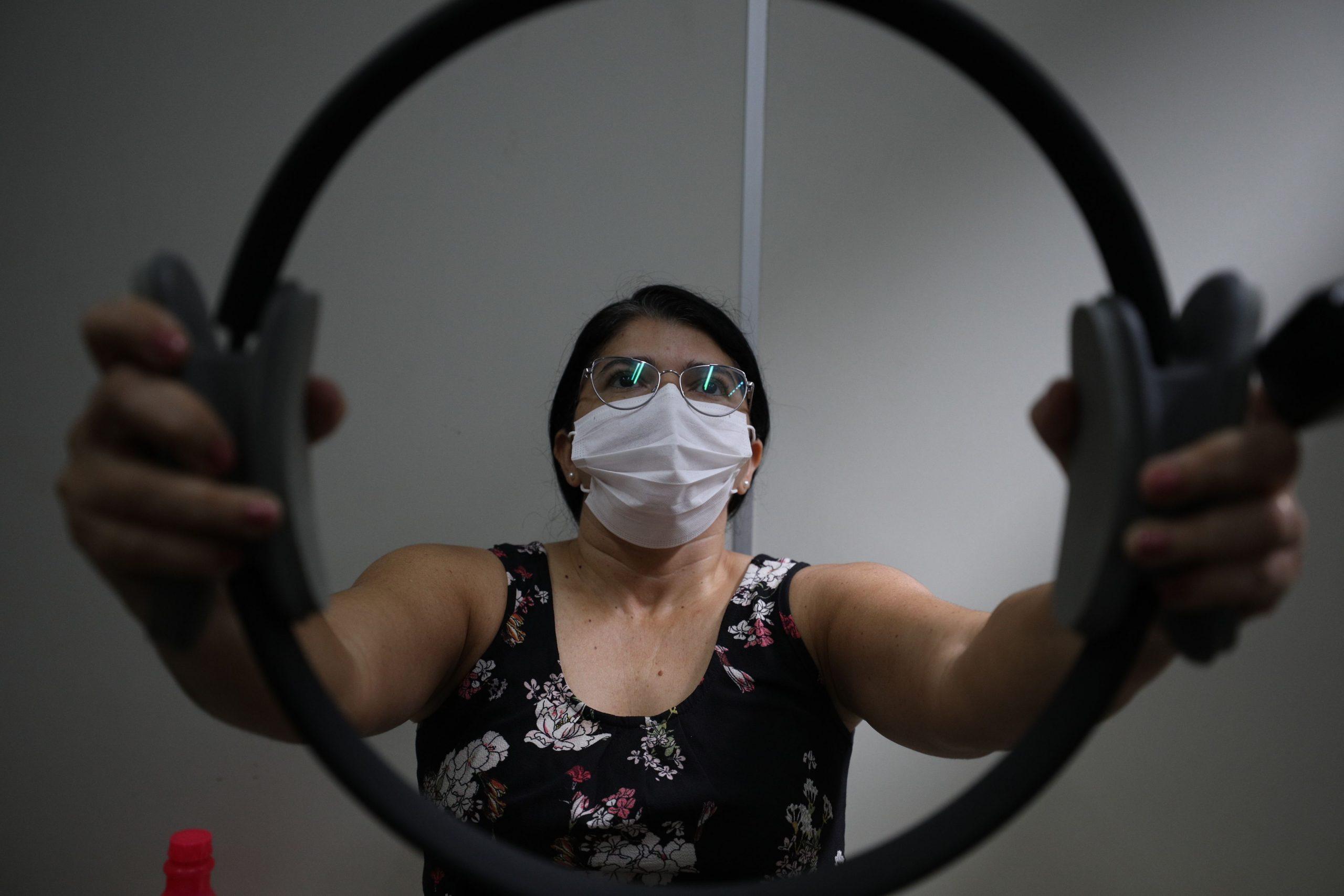 """Programa """"RespirAR"""" oferece tratamento gratuito para pacientes ex-Covid-19"""